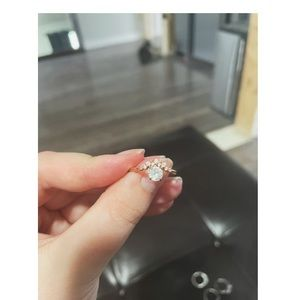 Charmed Aroma gold ring